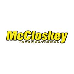 Click here to visit McCloskey International website